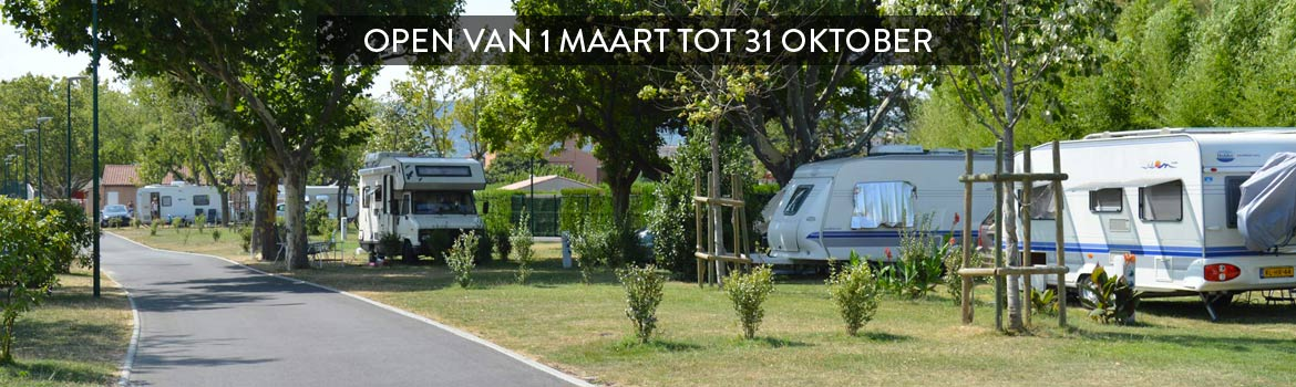 Camping Les Lucs in Tain-l'Hermitage